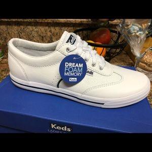 Keds Dream Memory Foam White Sneaker